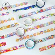 Masking Tape Gummy Zoo Planet 15mm
