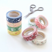Masking Tape Aihao Pattern Days
