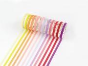 Masking Tape Box Colorful Shades
