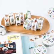 Masking Tape Cat Collection