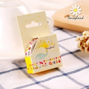 Masking Tape Daisyland Happy Birthday