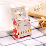 Masking Tape Daisyland Perfume Bottle