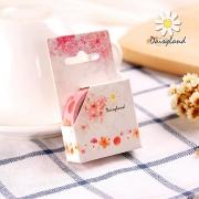 Masking Tape Daisyland Pink Flower C