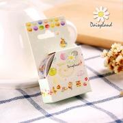 Masking Tape Daisyland Sweet Macaron