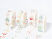 Masking Tape Fairy Forest 15mm