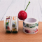 Masking Tape Fruits and Vegetables