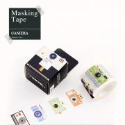 Masking Tape Holiday Camera 4cm