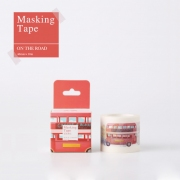 Masking Tape Holiday On The Road 4cm