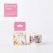 Masking Tape Holiday Watercolor 4cm