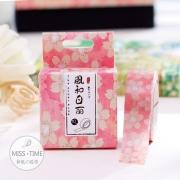 Masking Tape Misstime Sakura
