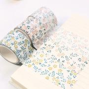 Masking Tape Provence Flower