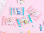 Masking Tape Set 4pc Mini Candy Rain