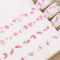 Masking Tape Set 4pc Pink Ambience