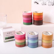 Masking Tape Set 5pc Color Palette Ideas