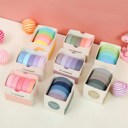 Masking Tape Set 5pc Essential Collection