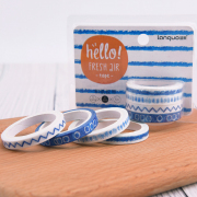 Blues Fresh Life Masking Tape Set
