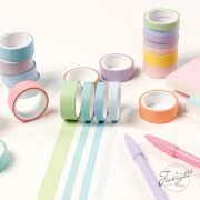 Masking Tape Macarons 12 Color Set