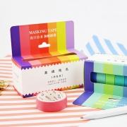 Masking Tape Set 7pc Playful Colors