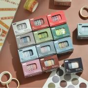 Masking Tape Set 5pc Fresh Pattern