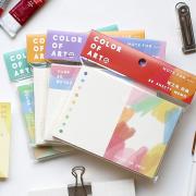 Color of Art Memopad