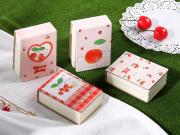 Cherry Baby Mini Plain Memopad
