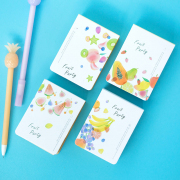 Fruit Party Mini Plain Memopad