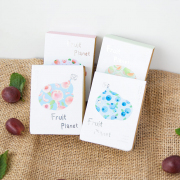 Fruit Planet Mini Plain Memopad