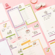 Super Cute Rabbit Series Memopad
