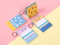 Hyuna Flower Mini Keychain Calendar 2020