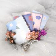 Hyuna Flower Ruled Mini Notes A7