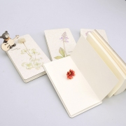 Flowers Life Continuous Notebook