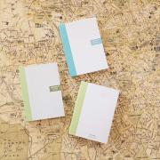 Theme Plan Inner Notebook A6
