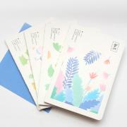 Blooming Season Mixed Notebook B6