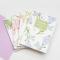 Sunshine Flower Hardcover Mixed Notebook A6