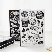 Magic Kitchen Hardcover Mixed Notebook