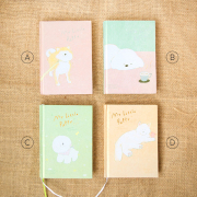 My Little Puppy Hardcover Mixed Notebook B6