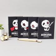 Xercool Panda Hero Hardcover Mixed Notebook
