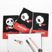 Xercool Panda Hero Mixed Notebook