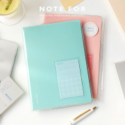 Fresh Moment Notetaking Thick Notebook