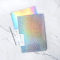 Floating Dream Holographic Plain Notebook B5