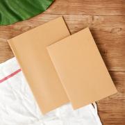 Kraft Paper Plain Notebook