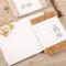 Woodchips Textures Plain Notebook B6