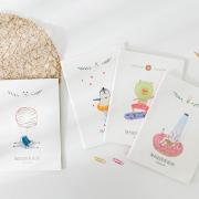 The Pleasure Of Dessert Ruled Notebook B5