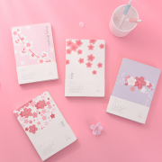 Cherry Blossom Mixed Notebook B6