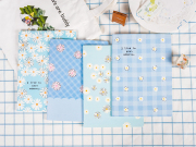 Daisy in Your Memory Ruled Notebook B5
