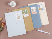 Early Summer Good Time Ruled Notebook B5
