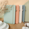 Morandi Simple Style Hardcover Ruled Notebook A5
