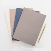 Sense of Life Grid Notebook B5