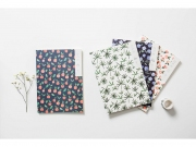 Forest of Flower Ruled Notebook Set