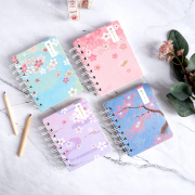 Time Waits For No One Spiral Ruled Notebook Mini